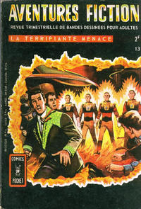 Cover Thumbnail for Aventures Fiction (Arédit-Artima, 1966 series) #13