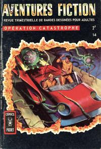 Cover Thumbnail for Aventures Fiction (Arédit-Artima, 1966 series) #14