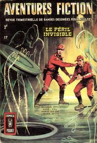 Cover Thumbnail for Aventures Fiction (Arédit-Artima, 1966 series) #17