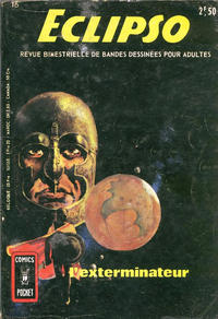 Cover Thumbnail for Eclipso (Arédit-Artima, 1968 series) #16