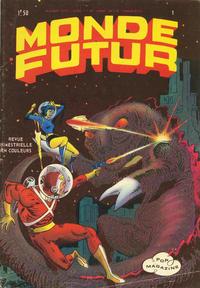 Cover Thumbnail for Monde Futur (Arédit-Artima, 1971 series) #1