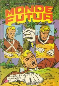 Cover Thumbnail for Monde Futur (Arédit-Artima, 1971 series) #3