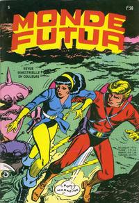 Cover Thumbnail for Monde Futur (Arédit-Artima, 1971 series) #5