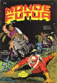 Cover Thumbnail for Monde Futur (Arédit-Artima, 1971 series) #6
