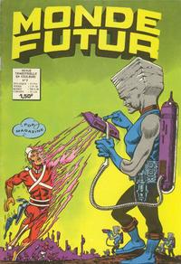 Cover Thumbnail for Monde Futur (Arédit-Artima, 1971 series) #9