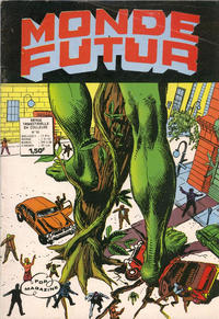 Cover Thumbnail for Monde Futur (Arédit-Artima, 1971 series) #10