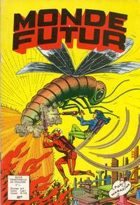 Cover Thumbnail for Monde Futur (Arédit-Artima, 1971 series) #12