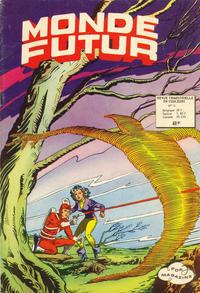 Cover Thumbnail for Monde Futur (Arédit-Artima, 1971 series) #13