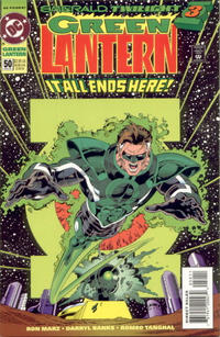 Cover Thumbnail for Green Lantern (DC, 1990 series) #50 [Direct Sales]