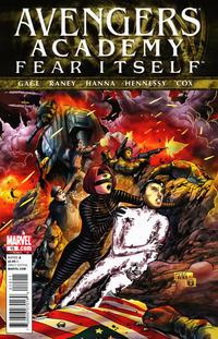Cover Thumbnail for Avengers Academy (Marvel, 2010 series) #15