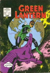Cover Thumbnail for Green Lantern (Arédit-Artima, 1972 series) #2