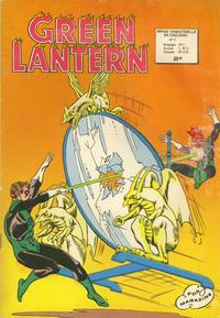 Cover Thumbnail for Green Lantern (Arédit-Artima, 1972 series) #5