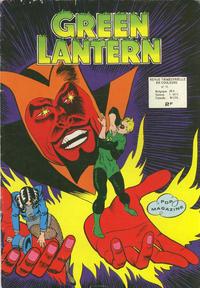 Cover Thumbnail for Green Lantern (Arédit-Artima, 1972 series) #11