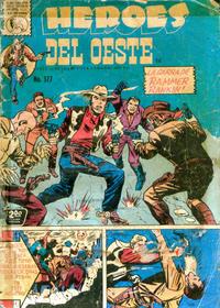 Cover Thumbnail for Héroes del Oeste (Editora de Periódicos La Prensa S.C.L., 1951 series) #377