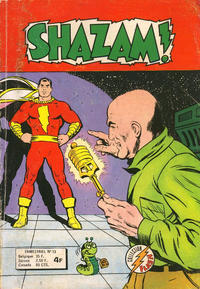 Cover Thumbnail for Shazam ! (Arédit-Artima, 1974 series) #13