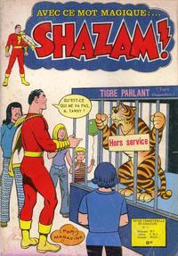 Cover Thumbnail for Shazam ! (Arédit-Artima, 1974 series) #7