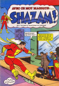Cover Thumbnail for Shazam ! (Arédit-Artima, 1974 series) #11