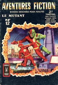Cover Thumbnail for Aventures Fiction (Arédit-Artima, 1966 series) #12