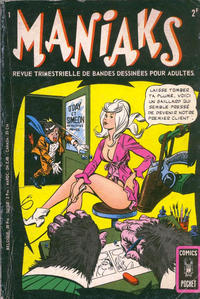 Cover Thumbnail for Maniaks (Arédit-Artima, 1970 series) #1