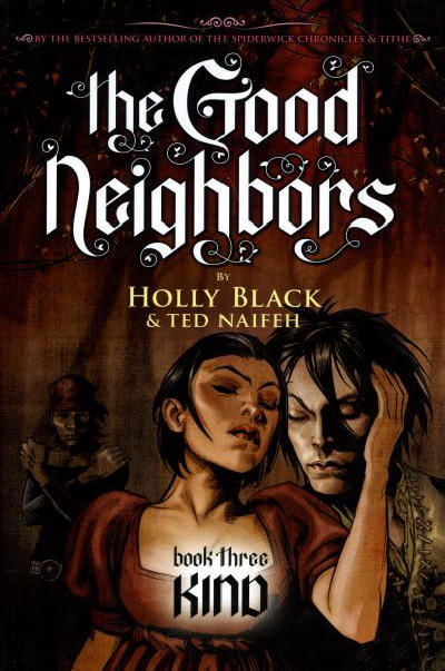 Cover for The Good Neighbors (Scholastic, 2008 series) #3 [Kind]