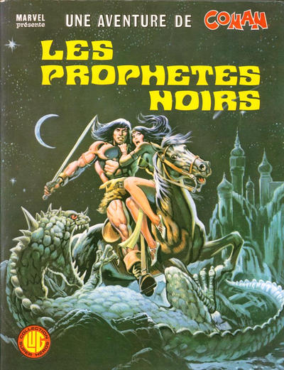 Cover for Une Aventure de Conan (Editions Lug, 1976 series) #8