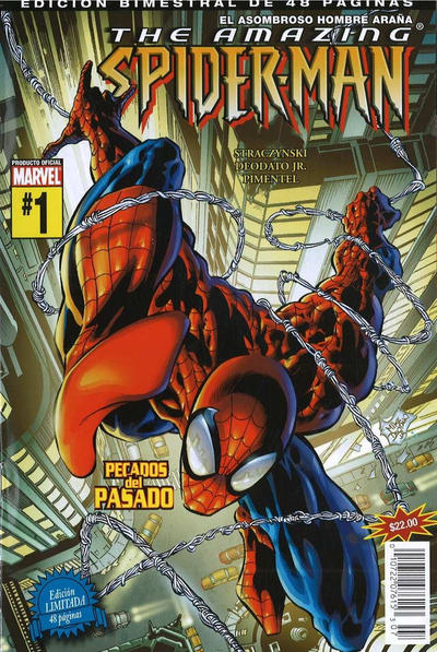 Cover for The Amazing Spider-Man, el Asombroso Hombre Araña (Editorial Televisa, 2005 series) #1