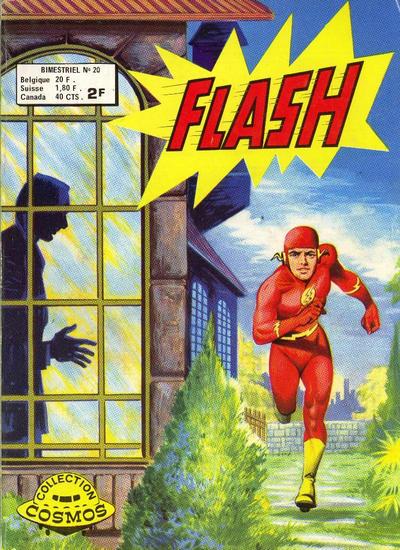 Cover for Flash (Arédit-Artima, 1970 series) #20