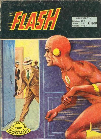 Cover for Flash (Arédit-Artima, 1970 series) #26