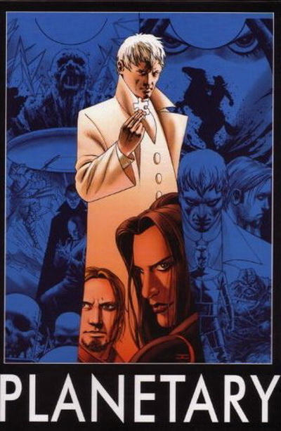Cover for Absolute Planetary (DC, 2004 series) #2