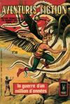Cover for Aventures Fiction (Arédit-Artima, 1966 series) #18