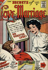 Cover for Secrets of Love and Marriage (Charlton, 1956 series) #15