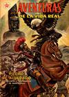 Cover for Aventuras de la Vida Real (Editorial Novaro, 1956 series) #21