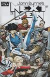 Cover Thumbnail for John Byrne's Next Men (2010 series) #7 [Regular Cover]