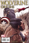 Cover for Wolverine: Origins (Marvel, 2006 series) #20 [Direct Edition]