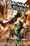 Cover for Batman and the Outsiders (DC, 2008 series) #2 - The Snare