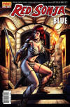 Cover for Red Sonja: Blue (Dynamite Entertainment, 2011 series)  [Walter Geovani Cover]