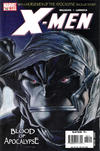 Cover for X-Men (Marvel, 2004 series) #182 [Direct Edition]