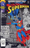 Cover for Superman Annual (DC, 1987 series) #3 [Direct Sales Edition]