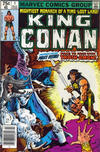Cover for King Conan (Marvel, 1980 series) #1 [Newsstand Edition]