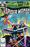 Cover for Spider-Woman (Marvel, 1978 series) #42 [Direct]