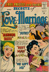 Cover for Secrets of Love and Marriage (Charlton, 1956 series) #16
