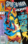 Cover for Spider-Man 2099 (Marvel, 1992 series) #2 [Direct]