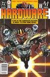 Cover for Hardware (DC, 1993 series) #1 [Newsstand]