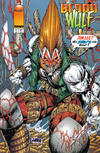 Cover for Bloodwulf (Image, 1995 series) #1 [Liefeld Cover]