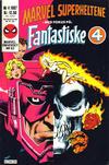 Cover for Marvel Superheltene (Semic, 1987 series) #4/1987