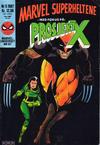 Cover for Marvel Superheltene (Semic, 1987 series) #5/1987