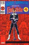 Cover for Marvel Superheltene (Semic, 1987 series) #6/1987