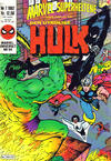 Cover for Marvel Superheltene (Semic, 1987 series) #7/1987
