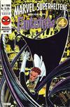Cover for Marvel Superheltene (Semic, 1987 series) #1/1988