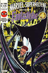 Cover for Marvel Superheltene (Semic, 1987 series) #1/1988